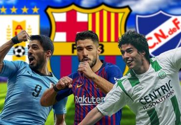 لوییس سوارز، هفت تیر کشِ فوتبالِ اسپانیا