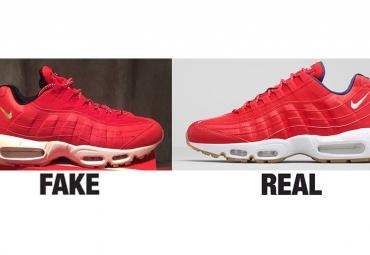 چگونه کفش ورزشی اصل را از تقلبی تشخیص دهیم؟