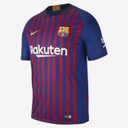 پیراهن اول بارسلونا 19-2018