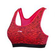 تاپ زنانه قرمز لی نینگ