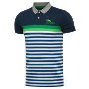 پولو شرت مردانه لی نینگ راه راه سفید