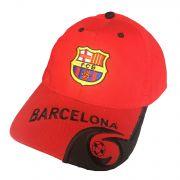 کلاه هواداری بارسلونا قرمز