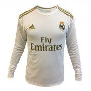 پیراهن اول رئال مادرید 20-2019 آستین بلند