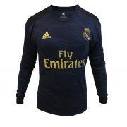 پیراهن دوم رئال مادرید 20-2019 آستین بلند
