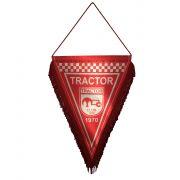 پرچم مثلثی باشگاه تراکتور