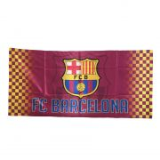 پرچم هواداری باشگاه بارسلونا