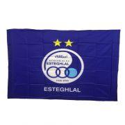 پرچم هواداری باشگاه استقلال