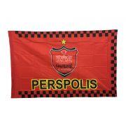پرچم هواداری باشگاه پرسپولیس