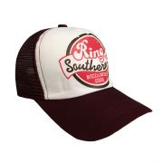 کلاه نقاب دار طرح دار اناری زنگ
