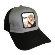 کلاه نقابدار طرح KING طوسی