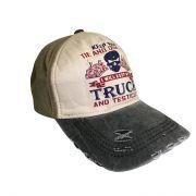 کلاه نقابدار جین طرح truck