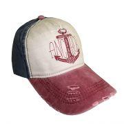 کلاه نقابدار جین طرح لنگر
