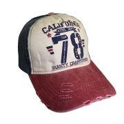 کلاه نقابدار جین طرح 78
