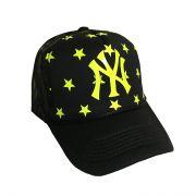 کلاه نقابدار پشت توری طرح NY
