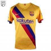 پیراهن دوم بارسلونا 20-2019