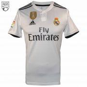 پیراهن اول رئال مادرید 19-2018