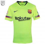 پیراهن دوم بارسلونا 19-2018