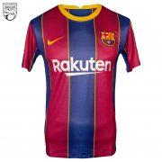 پیراهن اول بارسلونا 21-2020