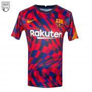 لباس تمرینی بارسلونا 21-2020