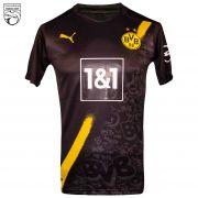 پیراهن دوم دورتموند 21-2020