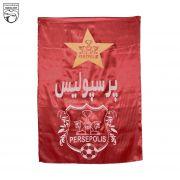 پرچم هواداری پرسپولیس