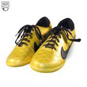 کفش فوتسال طرح نایکی طلایی