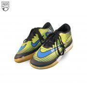 کفش فوتسال بچه گانه طرح نایکی سبز CR7