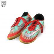 کفش فوتسال بچه گانه طرح نایکی قرمز CR7