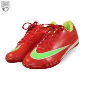 کفش فوتسال طرح نایکی قرمز سبز CR7