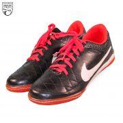 کفش فوتسال طرح نایکی مشکی قرمز
