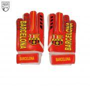 دستکش دروازه بانی بچه گانه طرح بارسلونا