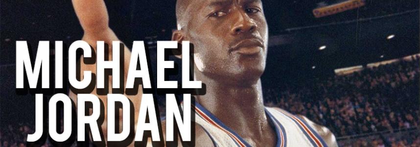 پرواز بر فراز بسکتبال با مایکل جردن