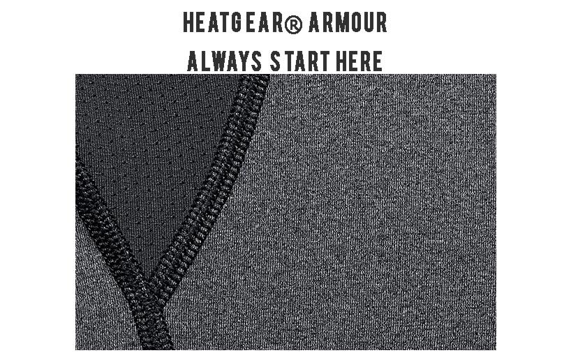 تکنولوژی ARMOUR heatgear از برند آدر آرمور