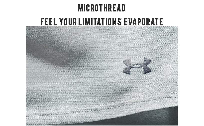 تکنولوژی microthread از برند آندر آرمور