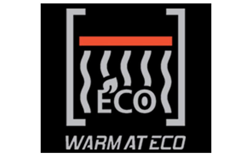 نماد تکنولوژی WARM AT ECO از برند لی نینگ