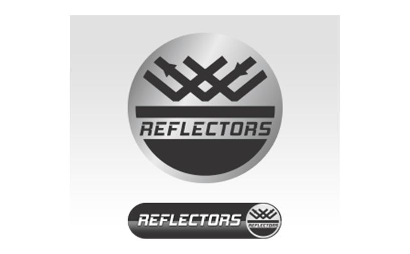 نماد تکنولوژی REFLECTORSاز برند لی نینگ