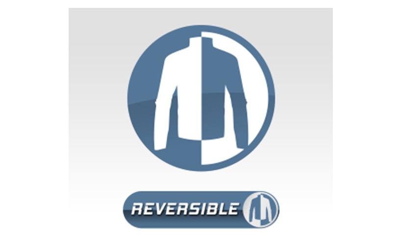 نماد تکنولوژی REVERSIBLE از برند لی نینگ